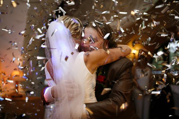 konfetti na ślub 2