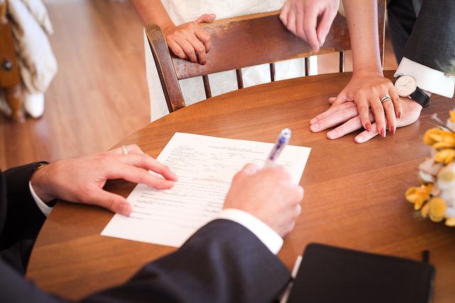 Protokół przedślubny (2)