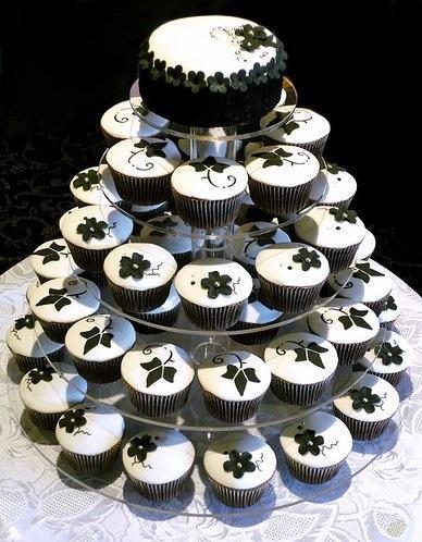 Tort muffinkowy 3