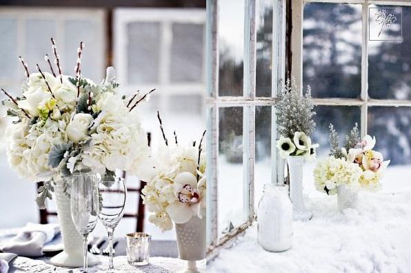 Ślub zimą 2