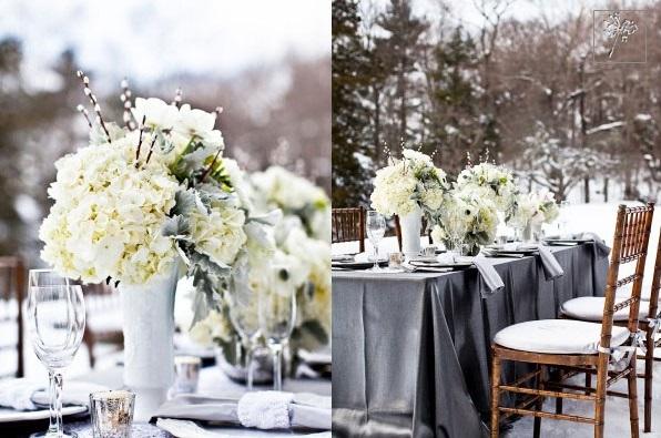 Ślub zimą 5
