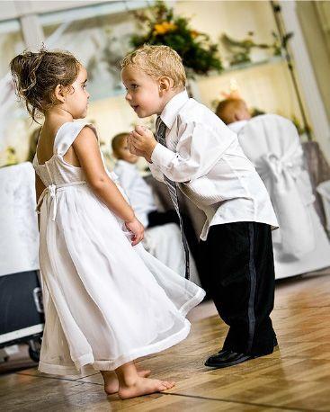 Dzieci na weselu 5