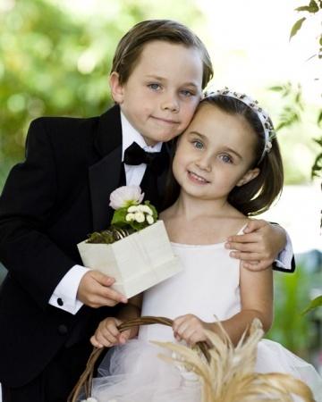 Dzieci na weselu 7