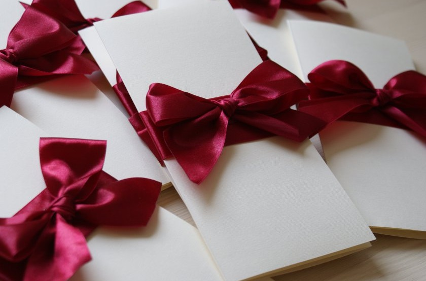 Zaproszenia ślubne