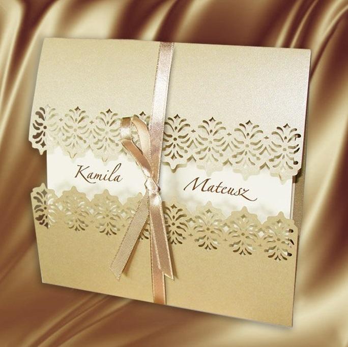 Zaproszenia ślubne 3