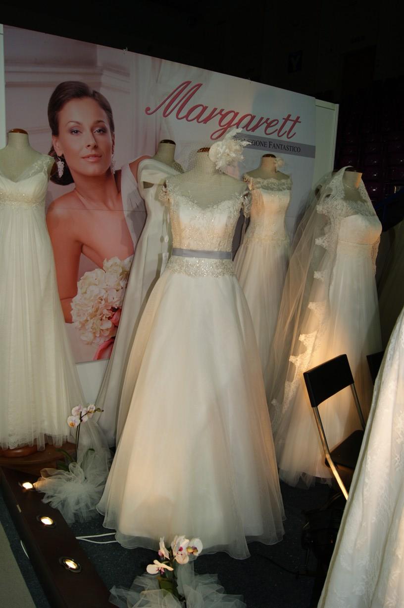 Salon sukien ślubnych Margarett