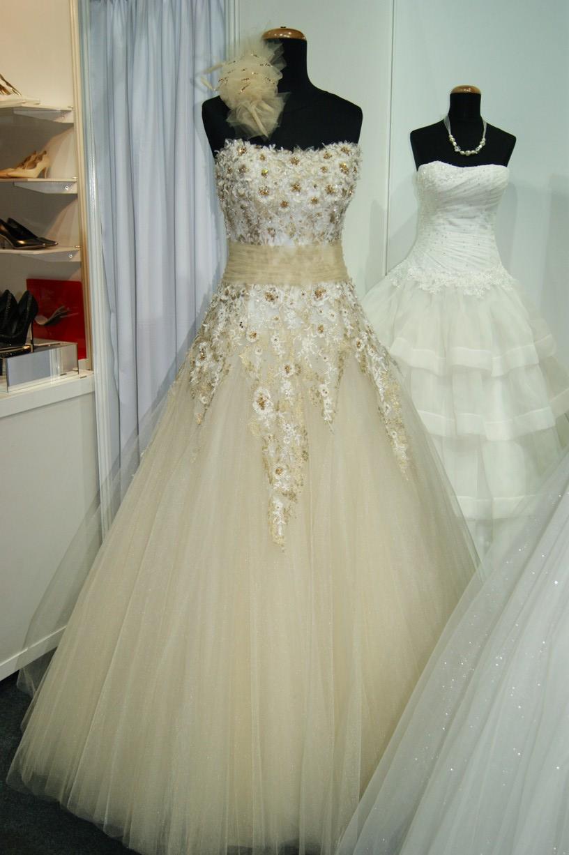 Salon sukien ślubnych AGORA i Elle