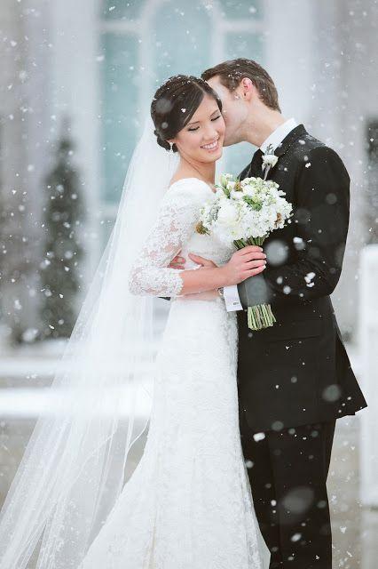 Ślub zimową porą 1