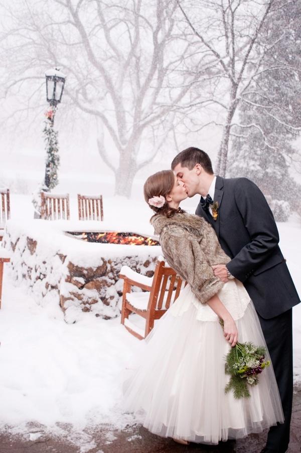 Ślub zimową porą 3