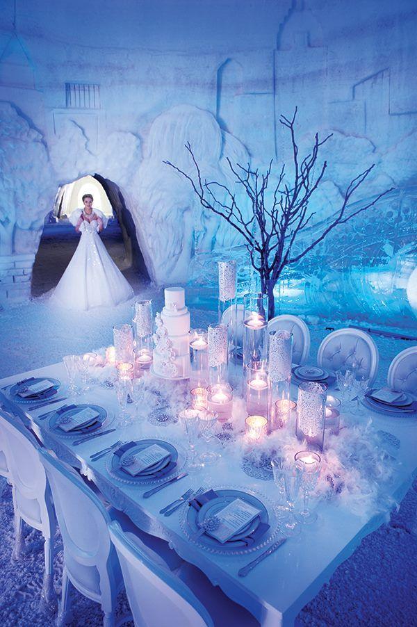 Ślub zimową porą 4