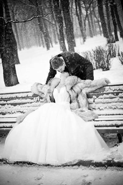 Ślub zimową porą 5