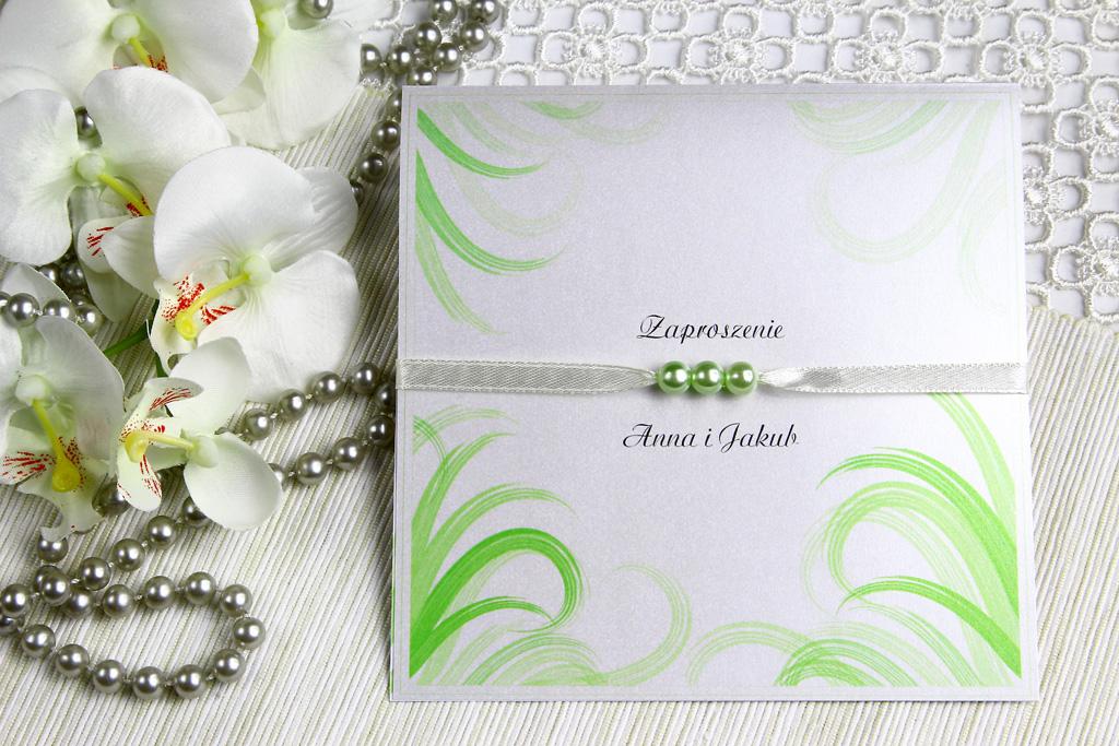 Zaproszenia ślubne, a charakter przyjęcia weselnego 12