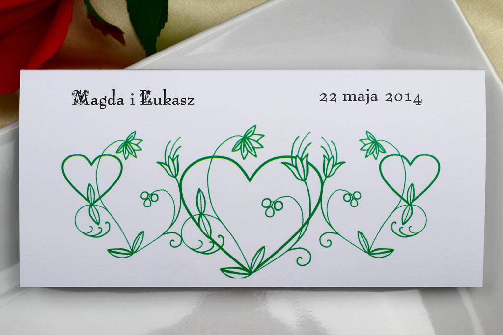 Zaproszenia ślubne, a charakter przyjęcia weselnego 7