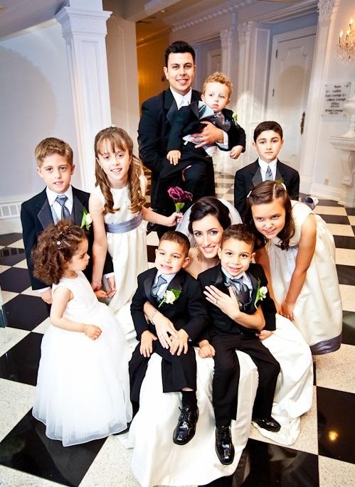 Maluchy i wesele 1