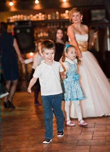 Maluchy i wesele 6