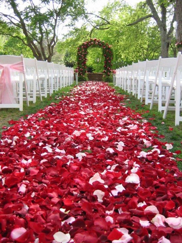 Baśniowy ślub w plenerze 4