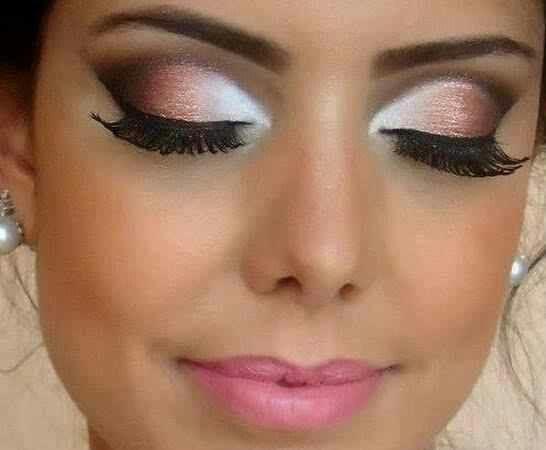 Makeup ślubny 2014 15