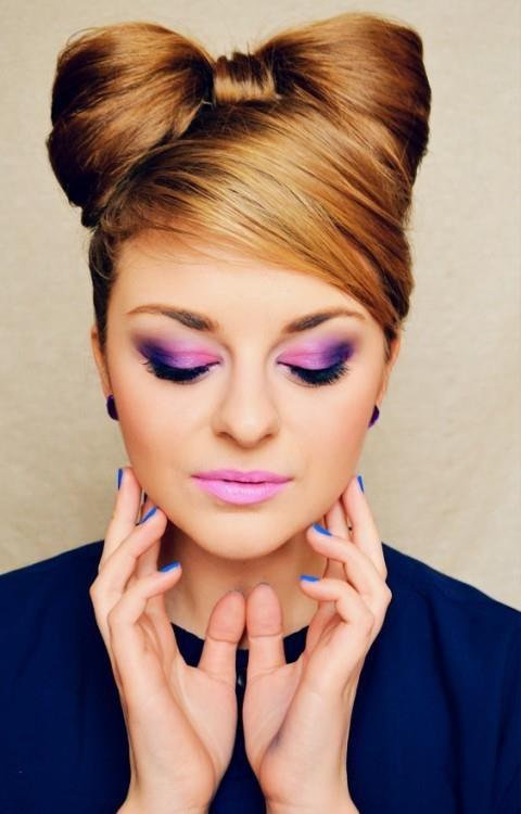 Makeup ślubny 2014 16