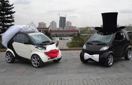 Kto może być kierowcą ślubnym