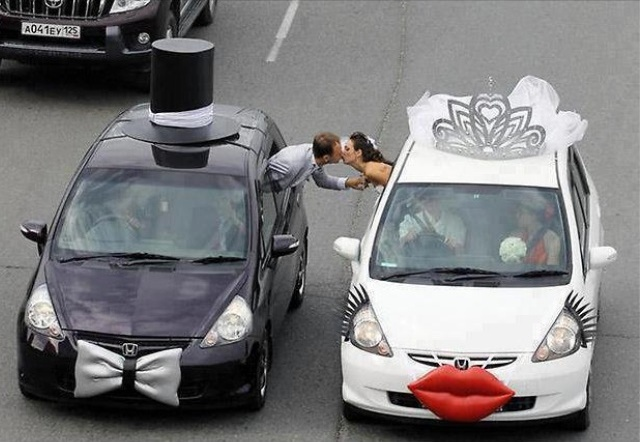 Kto może być kierowcą ślubnym 1