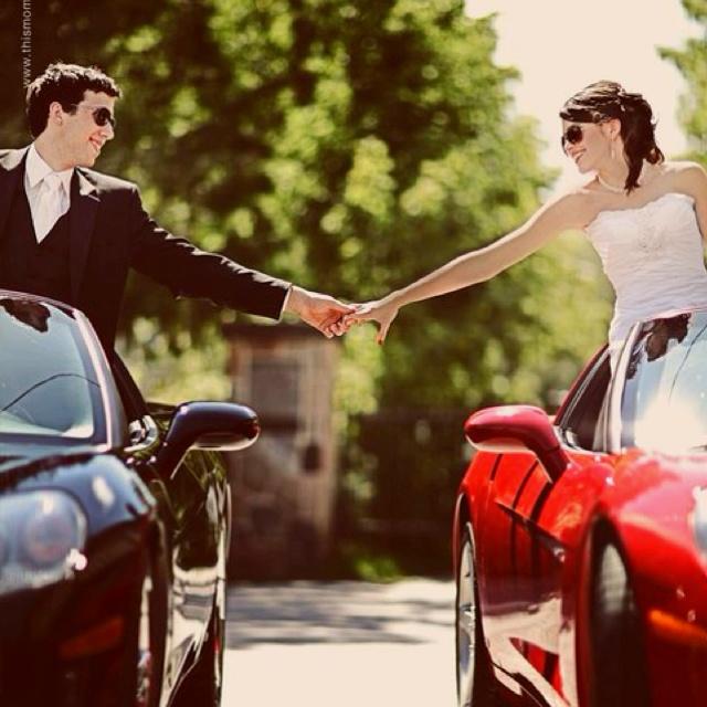 Kto może być kierowcą ślubnym 8