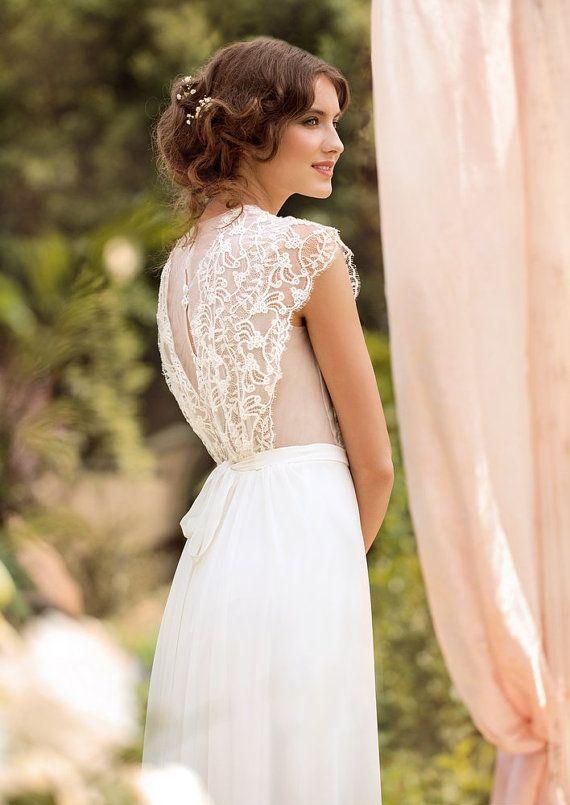 Suknia z koronkami 11