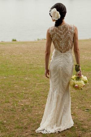 Suknia z koronkami 4