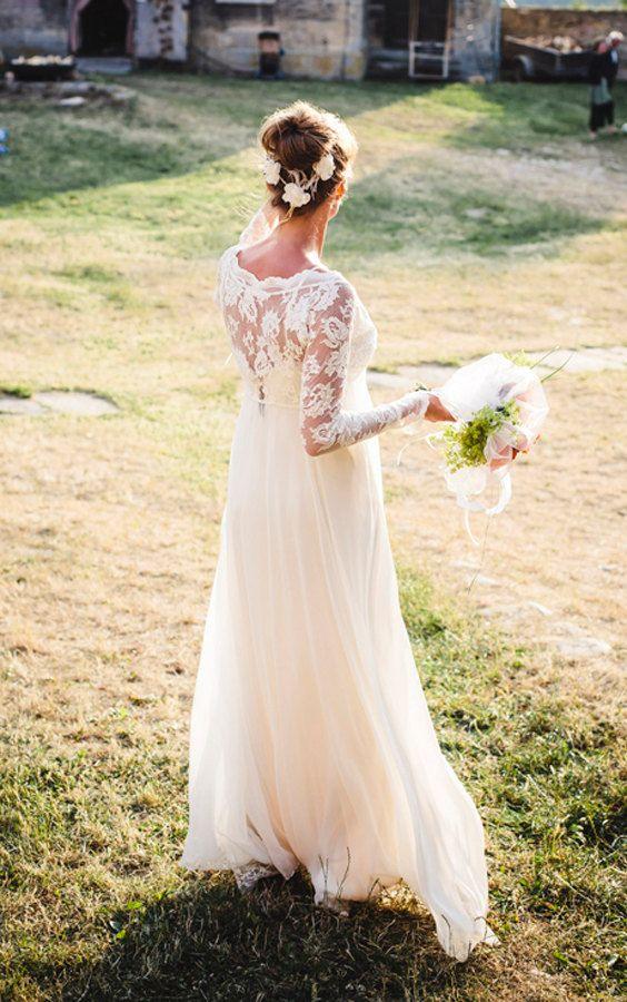 Suknia z koronkami 5