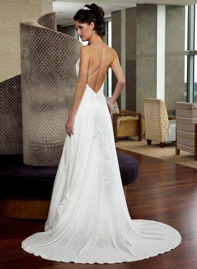 Suknie bez pleców 12