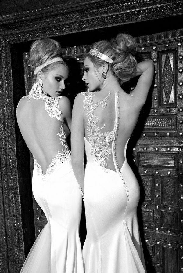Suknie bez pleców 5