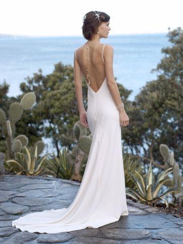 Suknie bez pleców 6