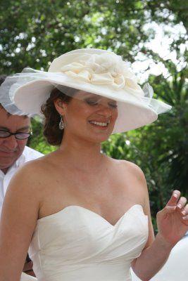 Do ślubu w kapeluszu 1