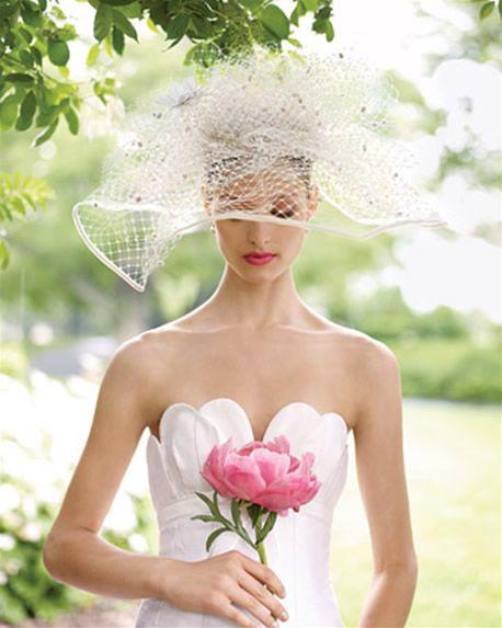 Do ślubu w kapeluszu 4
