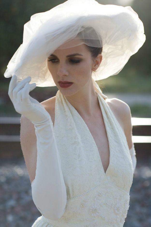 Do ślubu w kapeluszu 8