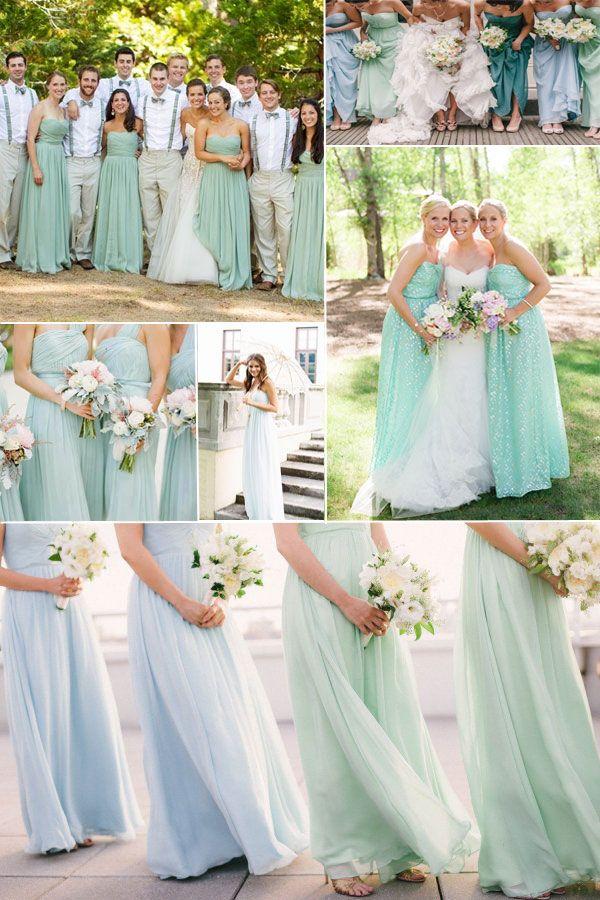 Mięta - kolorem ślubu i wesela 2