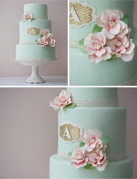 Mięta - kolorem ślubu i wesela 4