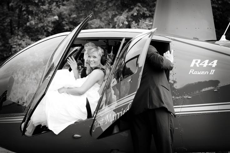 Nietypowe pojazdy ślubne 12