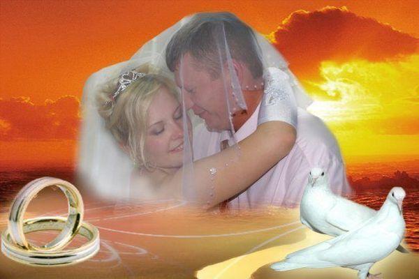 Rosyjskie zdjęcia ślubne 1