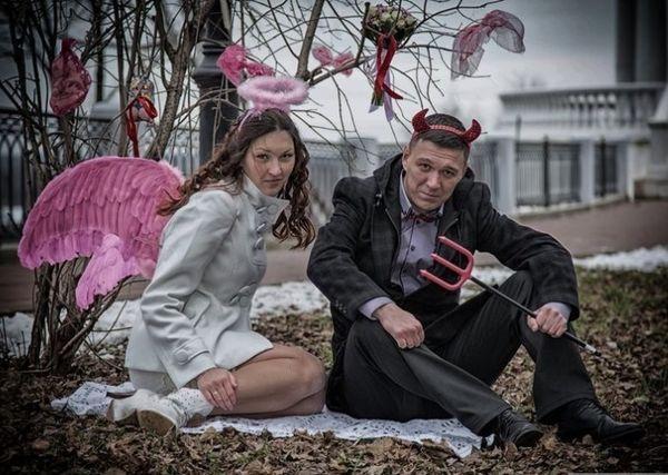 Rosyjskie zdjęcia ślubne 19