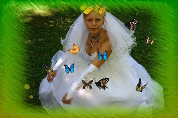 Rosyjskie zdjęcia ślubne 2