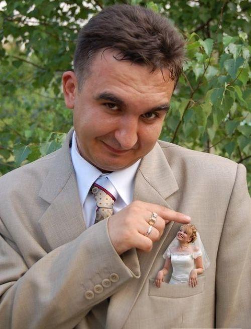 Rosyjskie zdjęcia ślubne 20