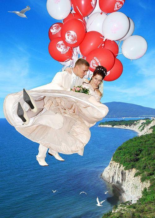 Rosyjskie zdjęcia ślubne 22