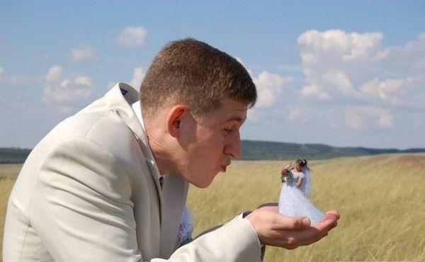 Rosyjskie zdjęcia ślubne 4