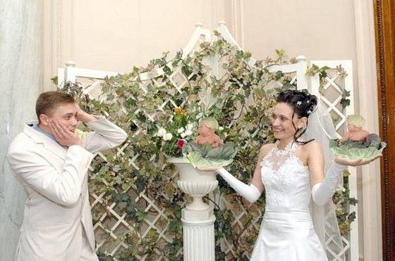 Rosyjskie zdjęcia ślubne 6