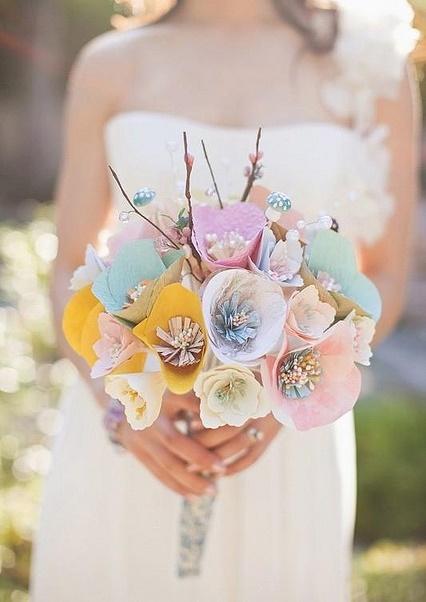 Bukiety ślubne - z czego 17