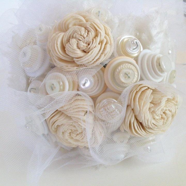Bukiety ślubne - z czego 8