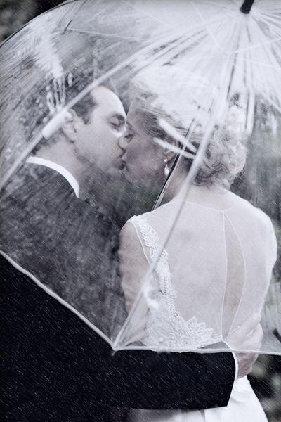 Deszcz w dniu ślubu 2