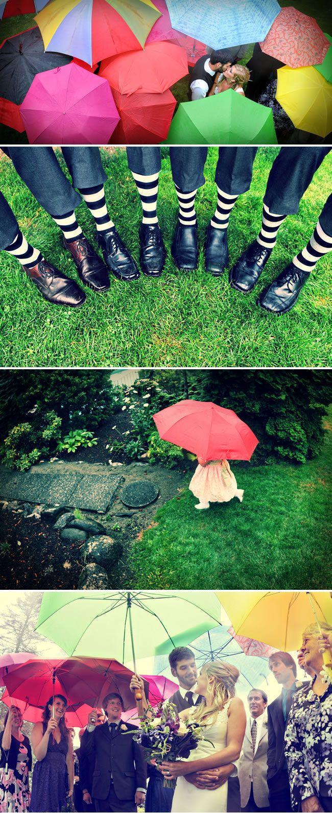 Deszcz w dniu ślubu 3