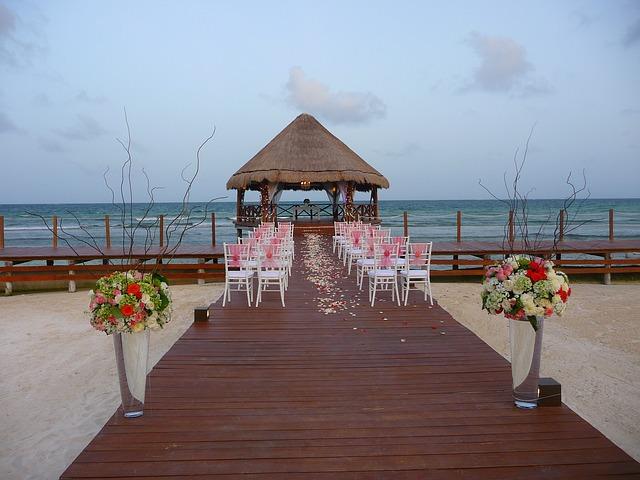 Płatki kwiatów na ślubie (11)