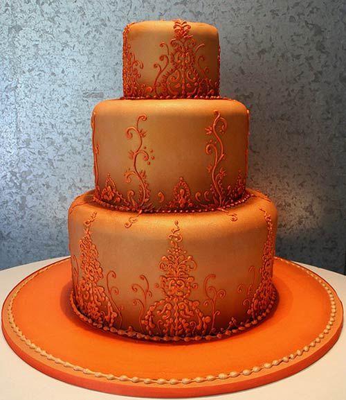 Pomarańczowe wesele 2